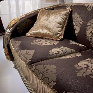 arredoclassic liberty salotto tessuto divano