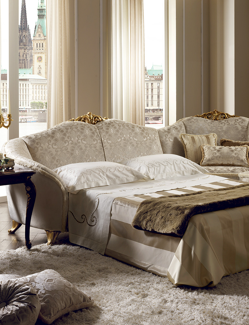 arredoclassic donatello salotto divano letto