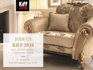 Arredoclassic a KIFF 2016